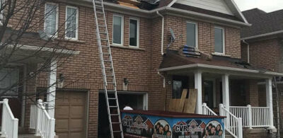 We're an all seasons roofing contractor - contact us for the best in service